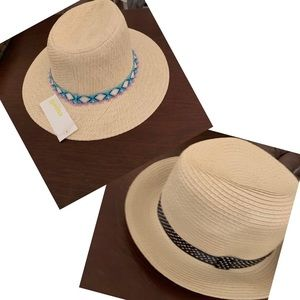 Accessories - Two beach hats